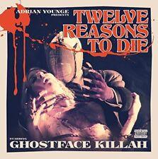 Ghostface Killah & Adrian Younge – Twelve Reasons To Die (2013)  2CD Deluxe NEW