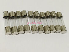 New 10pcs 3.15A T3.15A 250V 5x20mm Slow Blow Glass Fuses Free shipping