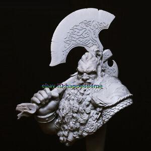 HOT Unpainted 1/10 Figure Bust Model Butcher Volkan Garage Kit Character Statue