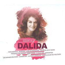 Essentials by Dalida (France) (CD, Jul-2014)