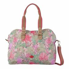 Oilily Flower Field M Carry All Handtasche Melon
