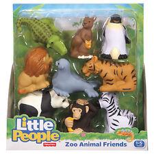 Fisher Little People Animal Zoo Friends