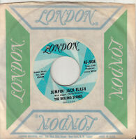 THE ROLLING STONES Jumpin' Jack Flash / Child Of The Moon 45