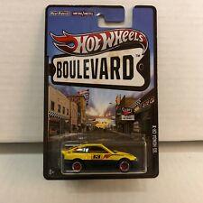'85 Honda CR-X * Hot Wheels Boulevard w/ Real Riders * WG6