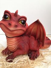 Dragon Baby Dragon Rojo indoors/outdoors