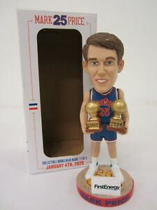 Mark Price Cleveland Cavaliers Dual 3 Point Champion Exclusive SGA Bobblehead
