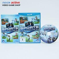 Sports Connection   Nintendo Wii U   WiiU Spiel Game   DE   #S