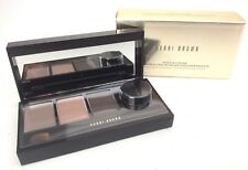 Bobbi Brown Satin Caviar Shadow Long Wear Gel Eyeliner Palette *Brush NEW IN BOX