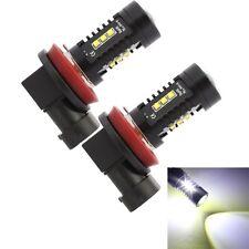 2 PCS MZ 10W 1080 LM 5500K H8/H11 12 XB-D LED Car Front Fog Lights Car Car Fog L