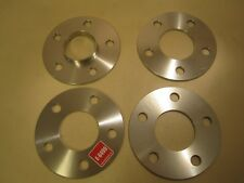 DK-NBA-5112-665-05 NEW! ORIGINAL VW AG  4x Spacers for alloy wheels
