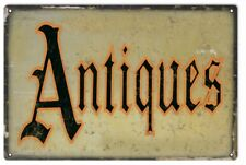 Antiques Nostalgic Reproduction Country Metal Sign - 18 inches x 30 In RVG149
