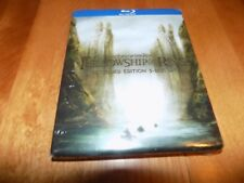 LORD OF RINGS FELLOWSHIP OF THE RING Extended Edition 5-Disc SET DVD BLU-RAY NEW