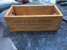 Hogwarts School Gryffindor Quidditch stick Repair Kit Wooden Box Harry Potter-26