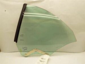 Driver Left Quarter Glass Convertible Fits 11-14 200 195764