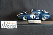 MG Model Ferrari 275 LM 1968 1:18 #19 Vestey / Pike 24h Le Mans 1968 (PJBB)