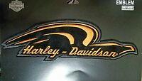 "HARLEY DAVIDSON Speed Eagle Large - 2X - 10""W x 3""H Retired !!!!!!!!!"