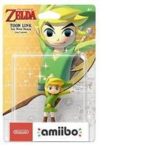 Amiibo Link - The Legend of Zelda: The Wind Waker BRAND NEW IN BOX