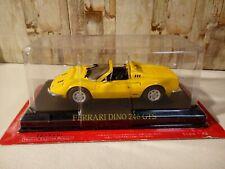 Modellino Die Cast Ferrari Dino 246 GTS 1/43 GT Collection FERR07