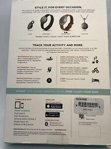 Misfit Shine Activity Fitness + Sleep Monitor Blue New With Damaged Box