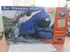 1999 Learning Curve Lionel The Torpedo Run Figure 8 Starter Set #92821 Thomas