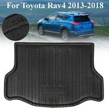 Rear Trunk Cargo Liner Pad Mat For Toyota Rav4 2013 2014 2015 2016 2017 2018 New