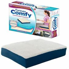 Square Memory Foam Fill Bed Pillows