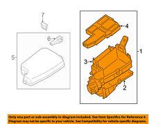 MAZDA OEM 14-16 6 Electrical-Fuse & Relay Box GHP966760