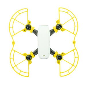 Propeller Guards & Landing Gear Combo Protector bumper cover For DJI SPARK Drone