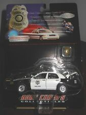 ROAD CHAMPS POLICE SERIES LIMITED EDITION LAS VEGAS POLICE