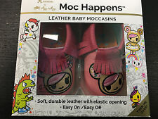 Tokidoki Itzy Ritzy Donutella Moccasins 0-6 Months Small New