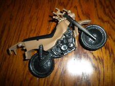 New ListingVintage 2002 Blue Box Tan/Black Motorcycle Dirt Bike Toy