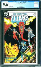 NEW TEENS TITANS V2 #1 CGC 9.6 Marv Wolfman George Perez 1994