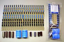 Elko-Sortiment 210 Stück  / 4,7 µF ... 4700 µF - radial Set-2