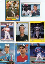 Huge 150 + different MOISES ALOU cards lot 3 RC 1990 - 2009 Expos Astros Cubs