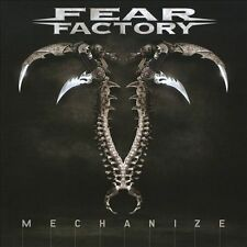 Mechanize by Fear Factory (CD, Feb-2010, AFM Records)