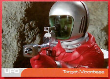 UFO - Card #10 - Target Moonbase - Unstoppable Cards Ltd 2016