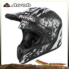 CASCO CROSS ENDURO MOTARD AIROH SWITCH BACKBONE 2019 TAGLIA M (57 - 58)
