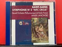 Saint-Saëns: Symphony no 3, La Jeunesse d'Hercule / Janowski by Jean-Louis -A523