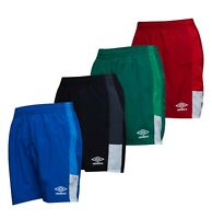 Boys Umbro Woven Sportswear Classic Training Shorts Sizes Age from 7 to 14 Yrs