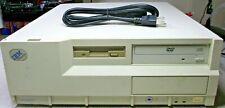 IBM 486 DOS Windows Computer 33MHz CPU 8MB RAM 515MB HD FD CD Sound Blaster 16