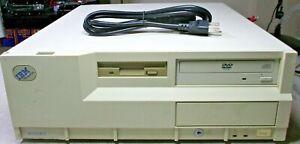 IBM 486DX 33MHz DOS Windows Computer 8MB RAM 515MB HD 3.5 FD CDROM Sound Blaster