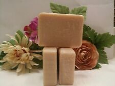 TUMERIC SOAP WITH AVOCADO BUTTER AND COCONUT OIL 4.5   OZ. REVITALIZES SKIN