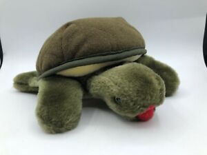 Folkmanis Folktails Furry Folk Turtle Hand Puppet Plush Kids Stuffed Toy Animal