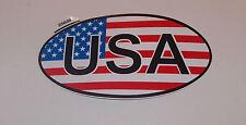 Aufkleber USA / Amerika  / 11 x 6 cm