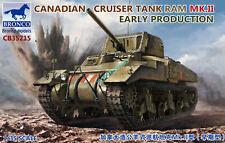 Bronco CB35215 1/35 scale CANADIAN CRUISER TANK RAM MK.II EARLY PRODUCTION MODEL
