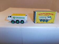 Matchbox Lesney #61 Alvis Stalwart with Box