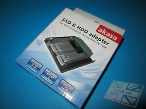"""Akasa SSD & HDD 2.5"""" Drive to 3.5"""" Drive Adapter - AK-HDA-03"""