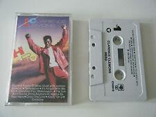 CLARENCE CLEMONS - HERO - CASSETTE TAPE - SPRINGSTEEN E STREET BAND - CBS (1985)