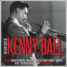 Kenny Ball - The Very Best Of [Greatest Hits] 2CD NEW/SEALED