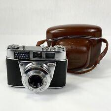 Kodak Retinette 1B Vintage Camera Leather Case Made in Germany
